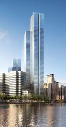 Thumbnail 3 bedroom flat for sale in Valiant Tower, South Quay Plaza, Canary Wharf, London
