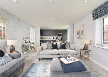 Thumbnail 1 bedroom flat for sale in Campion Square, Dunton Green, Sevenoaks