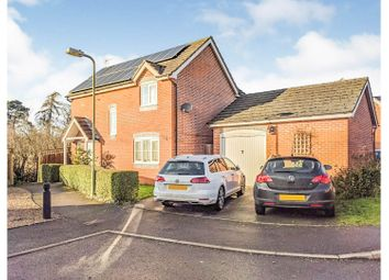Forge Way, Dorrington, Shrewsbury SY5. 3 bed detached house for sale