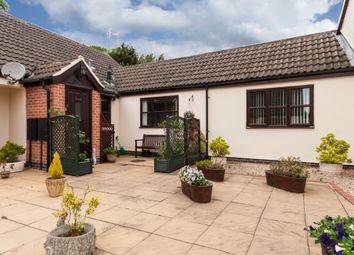 Thumbnail 2 bed terraced bungalow for sale in Hemington Court, Hemington, Hemington, Derbyshire