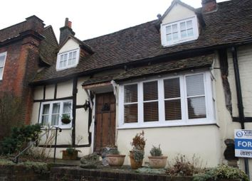 Thumbnail 2 bed cottage to rent in Lodge Lane, Westerham