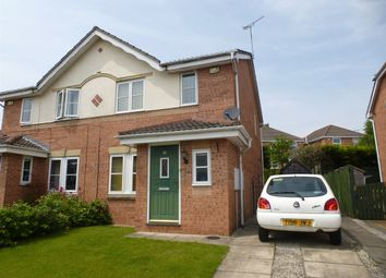 Thumbnail 3 bed semi-detached house for sale in Plumbley Hall Road, Mosborough, Sheffield