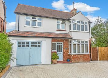 Thumbnail 4 bed detached house for sale in Avenue Road, Caterham