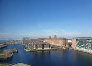 Thumbnail 2 bed flat for sale in Alexandra Tower, Liverpool