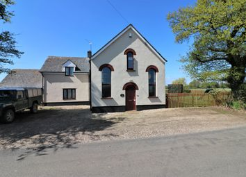 Thumbnail 4 bed country house to rent in Station Road, Great Fransham