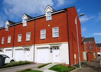 Thumbnail 3 bed town house to rent in Doe Close, Penylan, Cardiff