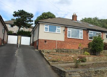 Thumbnail 2 bed semi-detached bungalow for sale in Southfield Avenue, Riddlesden, West Yorkshire