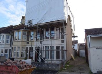 Thumbnail 6 bedroom end terrace house to rent in Beverley Road, Horfield, Bristol