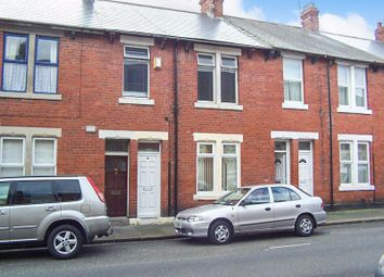 Thumbnail 3 bed flat to rent in Laurel Street, Wallsend