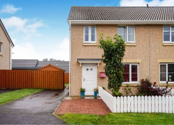 3 bed semi-detached house for sale in Doocot Court, Elgin IV30