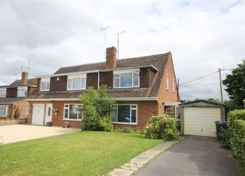 Thumbnail 3 bedroom semi-detached house for sale in Vasterne Close, Purton, Wiltshire