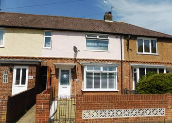 Thumbnail 2 bed terraced house for sale in Lewisham Road, Dover, Kent