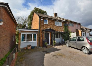 Thumbnail 4 bed semi-detached house for sale in Blythwood Gardens, Stansted