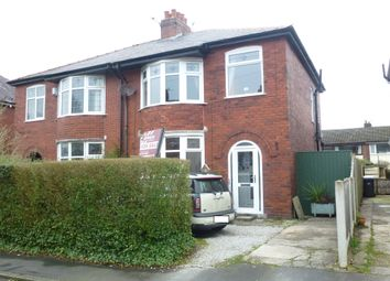 3 bed semi-detached house for sale in Highfield Avenue, Lostock Hall PR5