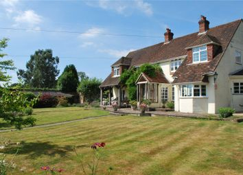 Thumbnail 4 bed detached house for sale in The Common, Dunsfold, Godalming, Surrey
