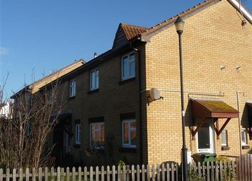 Thumbnail 1 bed end terrace house to rent in Lidiard Gardens, Southsea
