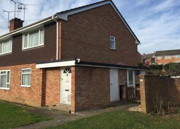 Thumbnail 2 bedroom maisonette to rent in Whittington Close, Hythe, Southampton