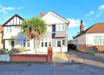 Thumbnail 3 bed semi-detached house for sale in Brent Close, Dartford