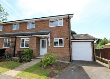 Thumbnail 4 bed semi-detached house for sale in Lebanon Close, Watford