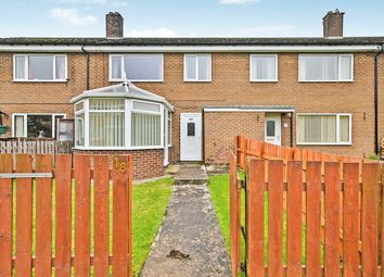 Thumbnail 3 bed terraced house for sale in Boltsburn Crescent, Rookhope, Bishop Auckland