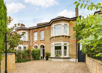Castelnau, Barnes, London SW13. 7 bed semi-detached house