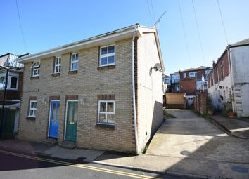 Thumbnail 2 bedroom semi-detached house for sale in Shepherd Mews, Church Lane, Ryde
