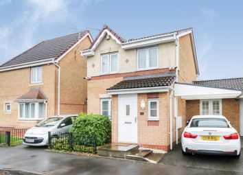 3 bed link-detached house for sale in Bickley Road, Bilston WV14