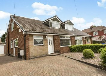 Thumbnail 3 bed bungalow for sale in Darnley Avenue, Worsley, Manchester, Greater Manchester
