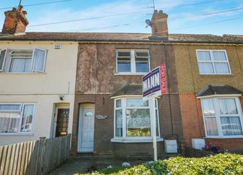 Thumbnail 2 bedroom terraced house for sale in Eastmead Avenue, Ashford, Kent, England