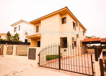 Thumbnail 4 bed villa for sale in Aradippou, Larnaca