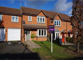 Thumbnail 3 bedroom terraced house for sale in Horsepool Hollow, Leamington Spa
