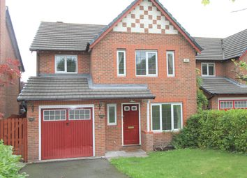 Thumbnail 4 bed detached house to rent in The Holkham, Chester, Cheshire