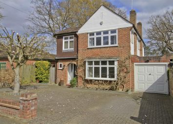 Thumbnail 4 bed detached house for sale in Sherwood Avenue, Ruislip