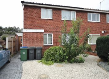 Thumbnail 2 bed maisonette for sale in Warren Close, Tipton, West Midlands