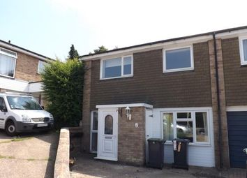 Thumbnail 3 bed end terrace house for sale in Southland Rise, Langford, Biggleswade, Bedfordshire