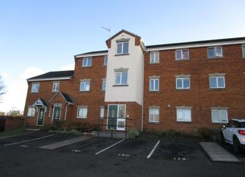 Thumbnail 1 bed flat to rent in Rugeley Close, Tipton