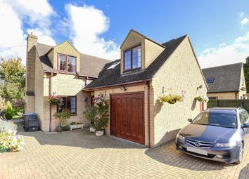 Thumbnail 3 bed detached house for sale in Burford Road, Witney