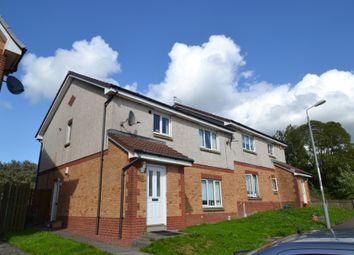 Thumbnail 2 bed flat for sale in Rose Gardens, Coatbridge, Lanarkshire