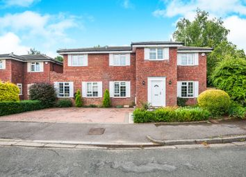 Thumbnail 4 bed detached house for sale in Silvertrees Drive, Maidenhead