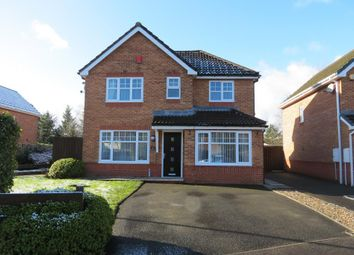 Thumbnail 3 bed detached house for sale in Harford Gardens, Tredegar