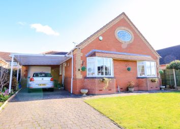 Thumbnail 3 bed detached house for sale in Clematis Way, Scunthorpe