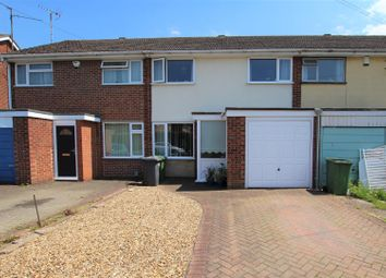 Thumbnail 3 bed terraced house for sale in Witham Way, Peterborough