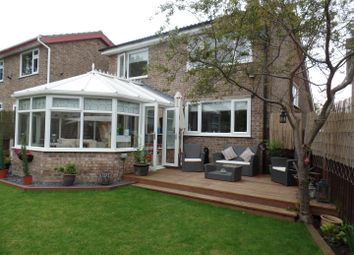 Thumbnail 4 bed detached house for sale in Chester Close, Washingborough, Lincoln