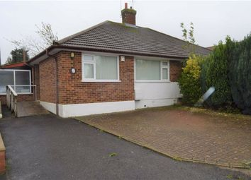 Thumbnail 2 bed semi-detached bungalow for sale in Neal Road, West Kingsdown, Sevenoaks