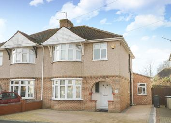 Thumbnail 3 bed semi-detached house to rent in Hythe Field Avenue, Egham