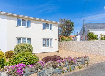 Thumbnail 3 bed semi-detached house for sale in Rue De La Corderie, Vale, Guernsey
