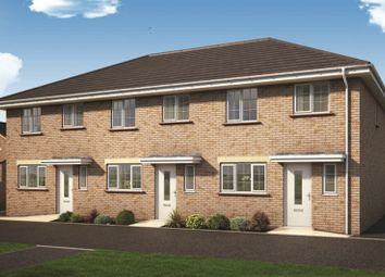 Thumbnail 3 bed end terrace house for sale in Francis Gate, Boars Tye Road, Silver End, Witham