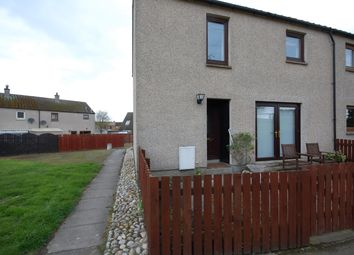 Thumbnail 3 bed end terrace house for sale in Hillview Place, Lossiemouth, Elgin