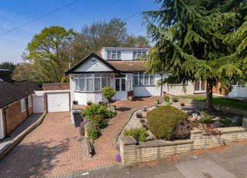 Thumbnail 2 bed bungalow for sale in Bracken Drive, Chigwell