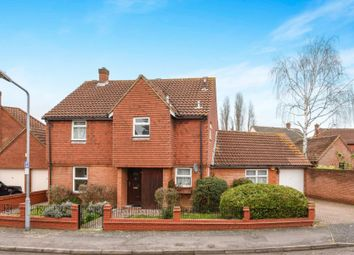 Thumbnail 4 bed detached house for sale in Peel Place, Ilford, Essex